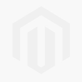 Lampe suspension chambre fille Zigzag gris et noeud blanc