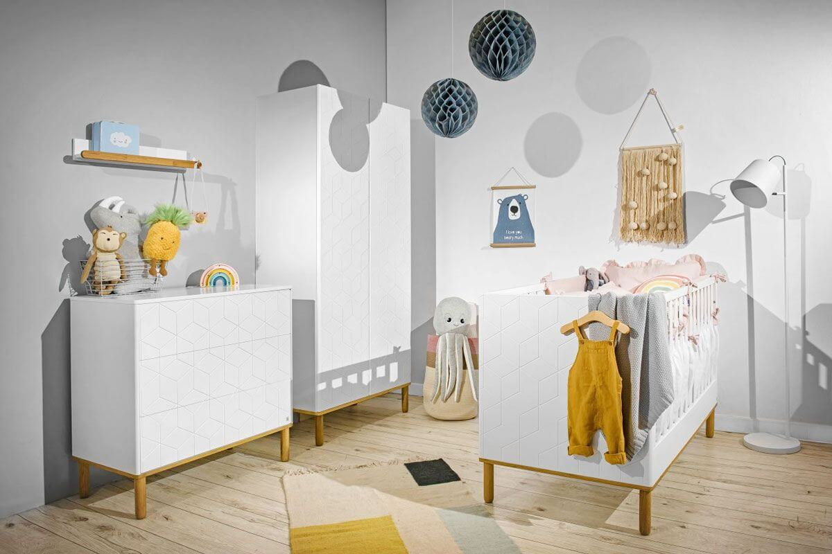 ᐅ Chambre bébé Oslo • Mobilier bébé Design et Original • Jurassien